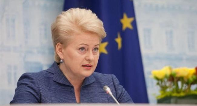 Целостность Украины укрепляет европейскую безопасность— Трамп