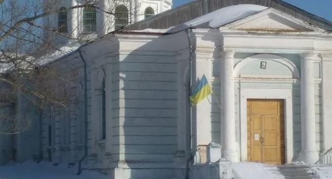 НаХарьковщине селяне выгнали первосвященника Московской церкви