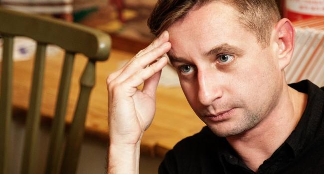МИД Украины предъявит ноту Республики Беларусь всвязи сзадержанием писателя Жадана