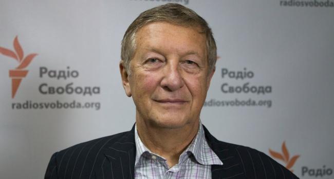 Боровой: интересно, когда Путин уйдет из Крыма, он заберет запасы «Красного Камня»?