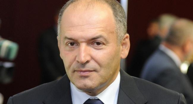 СБУ завела дело наПинчука запосягательство натерриториальную целостность государства Украины