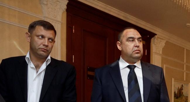 Экс-мэр Луганска напомнил главарям «ЛНР» и «ДНР» о долгах