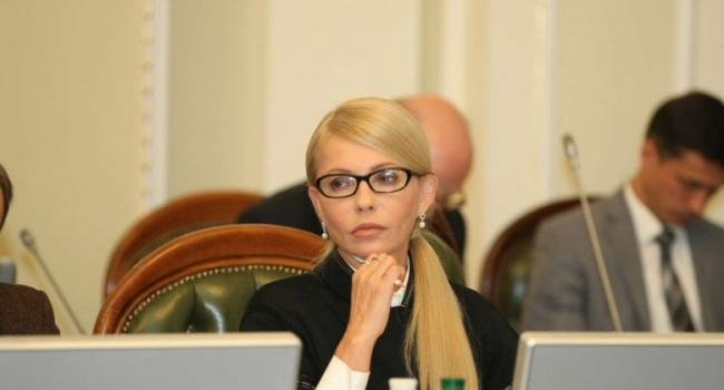 Нусс: «Мирный план Артеменко» разработан группой Тимошенко-Медведчука