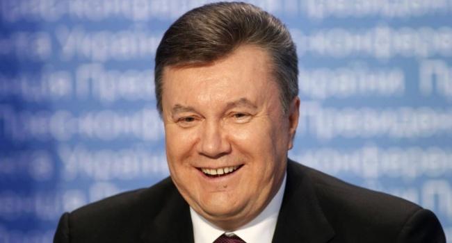 Янукович объяснил свою просьбу кПутину ввести войска на Украинское государство