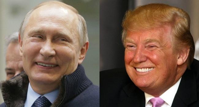 Белый дом назвал домыслами связи Трампа сРоссией