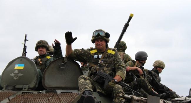 ВДнепре в клинике скончался украинский десантник