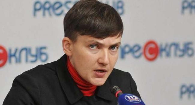 Поведінку Савченко потрібно негайно розслідувати – Шкіряк