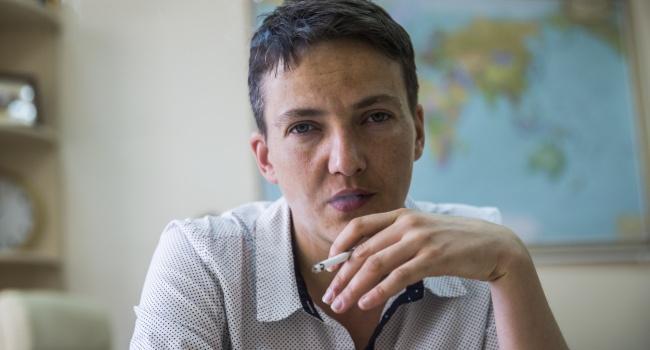Надежда Савченко объяснила, зачем отправилась в «ДНР»