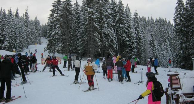 Рятувальники закликали лижників утриматися від катання через погіршення погоди на Закарпатті