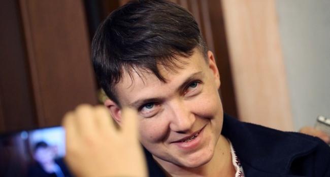 Савченко прокомментировала визит к военнопленным: «Холод и сырость. Условия ужасные»