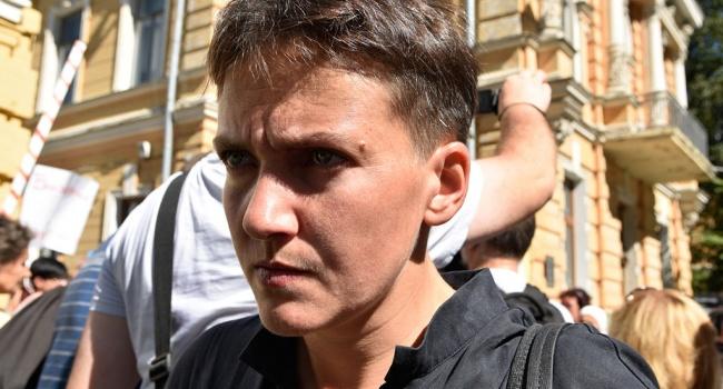 Савченко поведала, вкаких условиях живут украинские военнопленные вДНР
