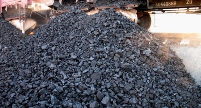 В Украине резко увеличилось потребление угля