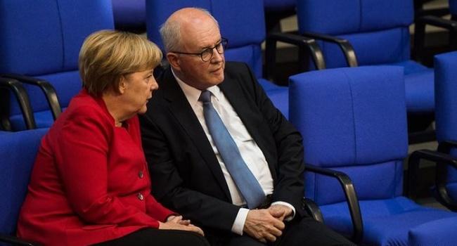 Нужно противоборствовать РФ спозиции силы— Соратник Меркель