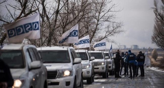 В «ЛНР» устроили вооружённую провокацию для ОБСЕ