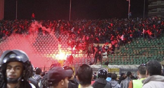 В Египте футбольных фанатов приговорили к казни за беспорядки