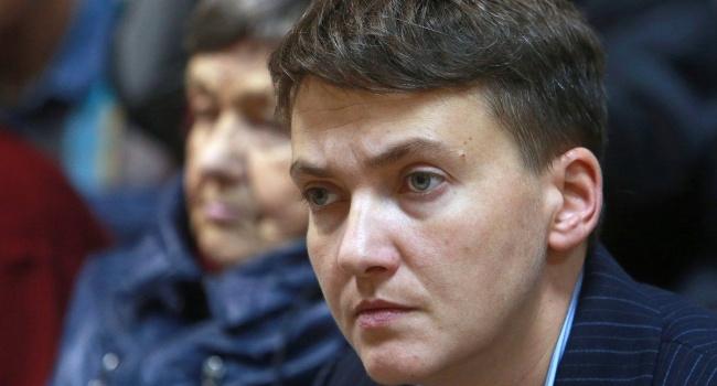 Савченко може стати новим головою «ДНР» - колишній політв'язень