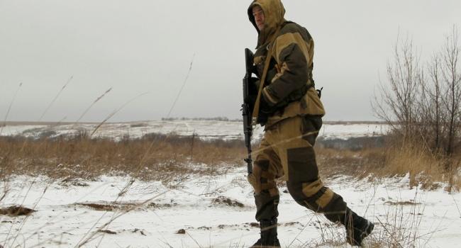 Бутусов назвал причину сокрытия реальных потерь среди боевиков