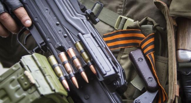 ГУР: командование боевиков отказывается выходить на службу