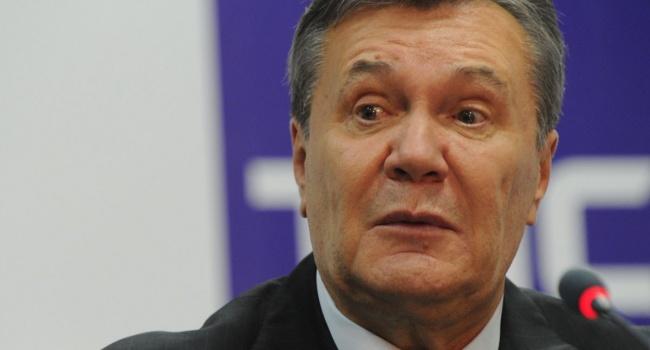 Янукович розповів, хто з його поплічників плів проти нього інтриги і як часто він бачиться з Путіним