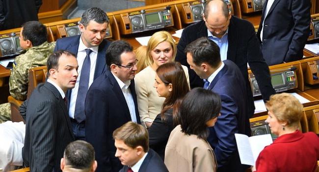 Карпенко: депутаты «Самопомощи» теряют сплоченность, по-разному комментируя важные законопроекты