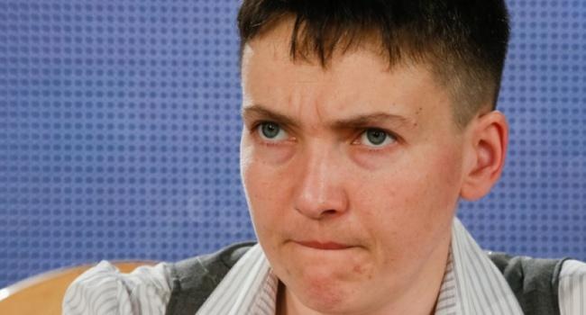 Дождались после Донецкого вояжа СБУ ждет в гости Надежду Савченко