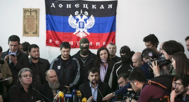 Донецькі терористи хочуть, щоб їм платили податки українські підприємства