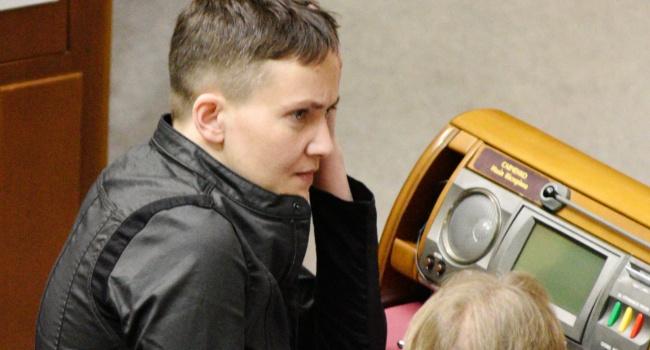 Денисенко попросил отсадить от него «московскую к*рву» Савченко