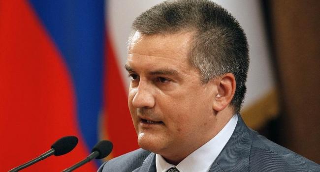Аксенов признал плачевное состояние курортов Крыма