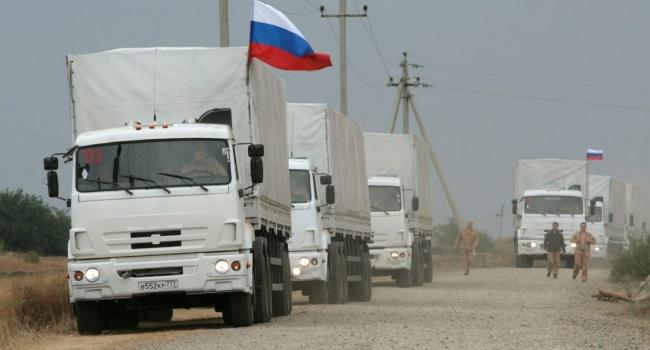 Гаращук: новый гумконвой – этот сигнал к началу нового обострения на Донбассе