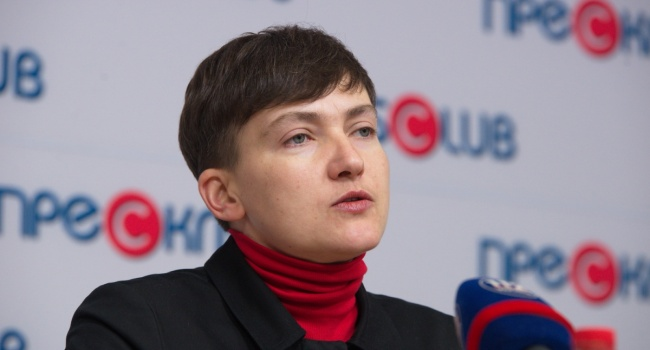 Рубан пояснив, як Савченко дісталася «ДНР»