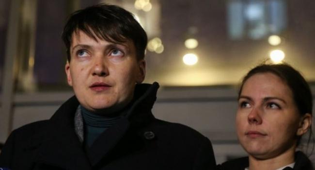 """Савченко визнала, що її візит до """"ДНР"""" погоджувався з Москвою"""