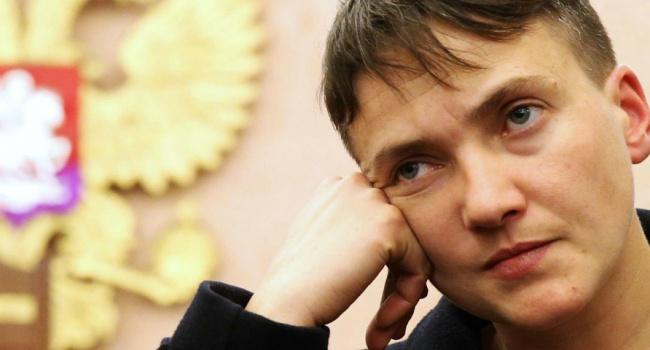 Савченко сообщила интересную деталь своей поездки на Донбасс