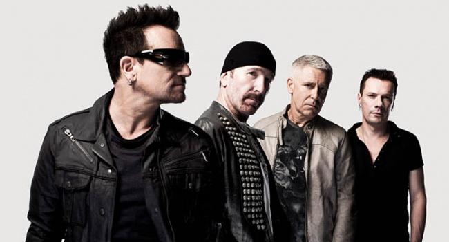 На легендарную группу U2 подали в суд за плагиат