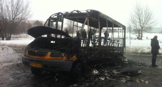 Итоги транспортного конкурса в Сумах: людей будет возить сгоревшая маршрутка