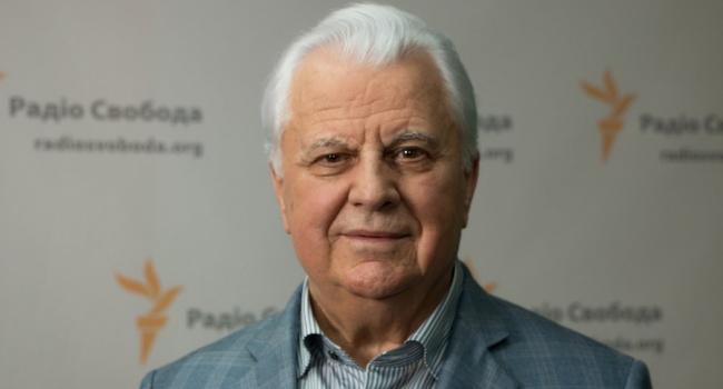 Кравчук: Украина не должна сдавать Донбасс ни при каких обстоятельствах