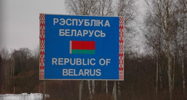 Власти Беларуси запретили въезд в страну 300 тысячам украинцев