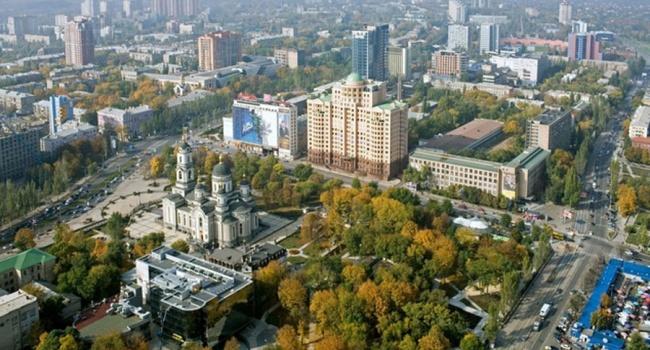 Донецкая недвижимость выросла в цене после признания паспортов