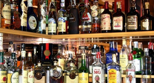 ВУкраине с1марта дорожает алкоголь
