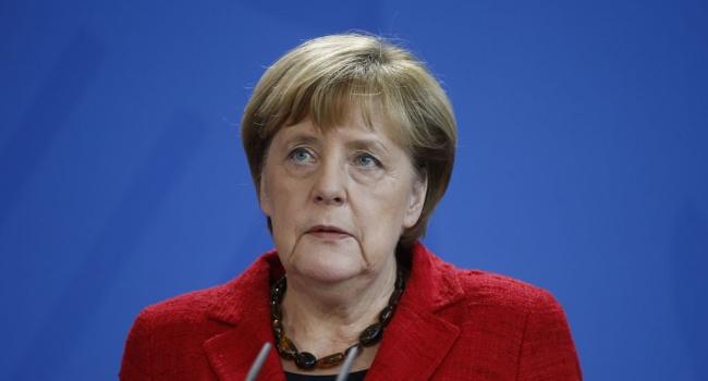Кабмин ФРГ подтвердил визит Меркель вСША для переговоров сТрампом