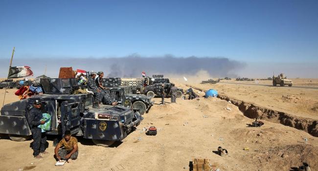 ИГиспользовало химическое оружие вМосуле— Красный Крест