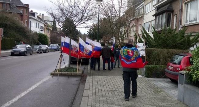 «Толпа» из 8 человек на митинге за «Л/ДНР» рассмешила соцсети