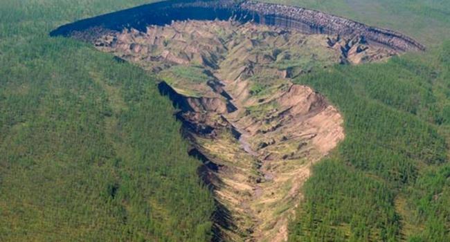 Грозит катастрофа размеры сибирского разлома резко увеличились