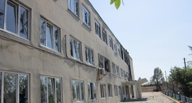 Донецкая фильтровальная станция снова обесточена из-за обстрелов