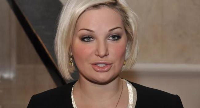 Оперная эстрадная певица Максакова причислила себя к русской элите