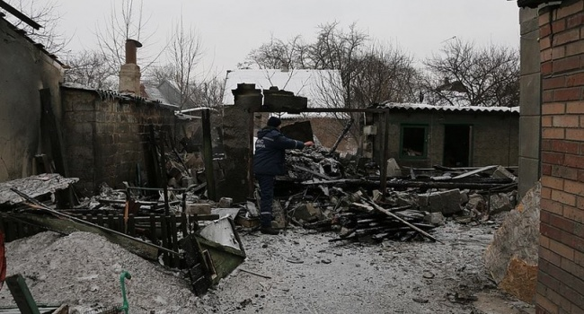У ДСНС розповіли про стан Авдіївки на 8 березня