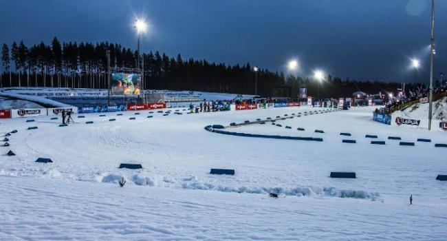 Дальмайер выиграла гонку преследования наэтапеКМ побиатлону вФинляндии