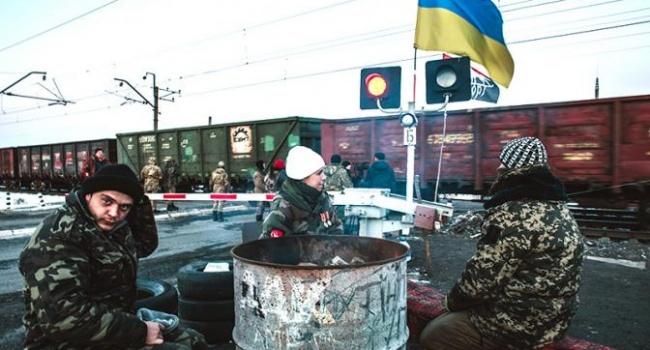 Участники блокады отказались выполнять требования полиции
