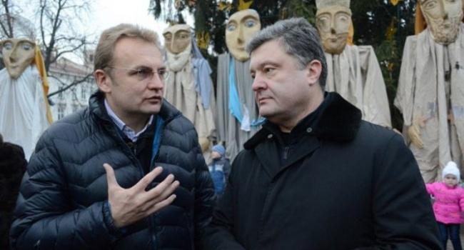 Садовый объявил, что вскоре должен получить подозрение всовершении уголовного правонарушения