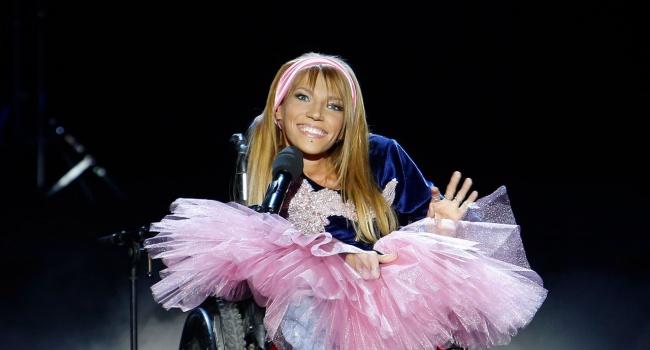 РФ на «Евровидении-2017» представит певица-инвалид Юлия Самойлова