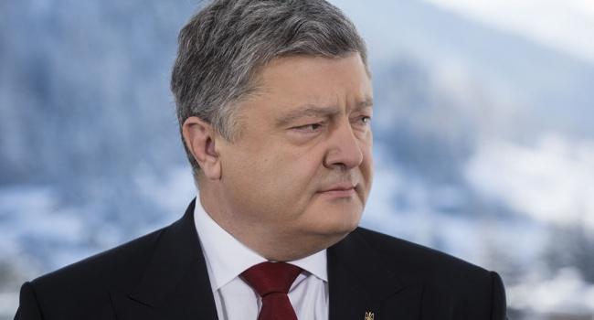 Порошенко предложил навсе 100% закончить транспортное сообщение сДНР иЛНР